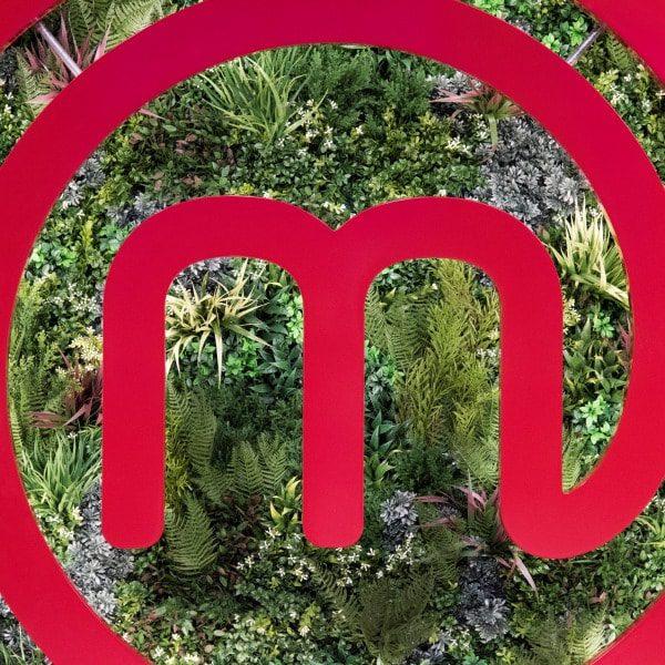 Masterchef Greenery Logo