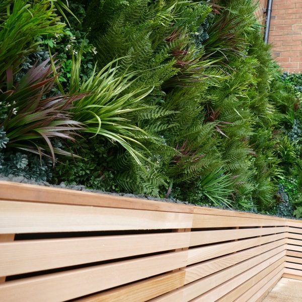 Architectural Green Wall Design