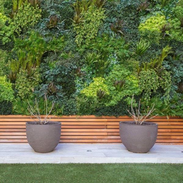 Beautiful Vertical Greenery