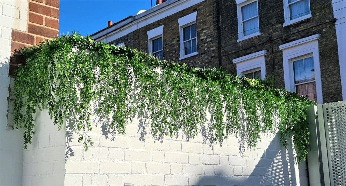 Office Terrace Green Wall