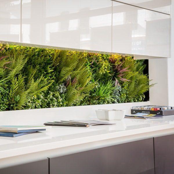 Stunning Artificial Green Walls