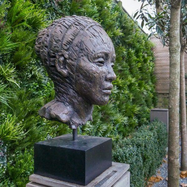Luxurious Sculpture Garden