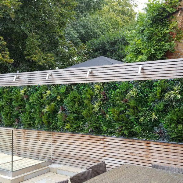Artifical Vertical Green Wall