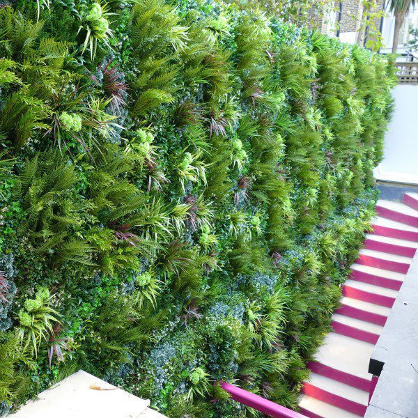 Outdoor Tropical Staircase