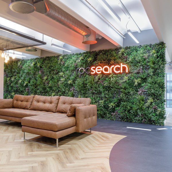Roc Search Green Wall
