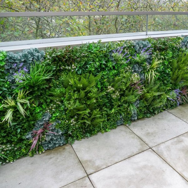 Green Wall Privacy Screen