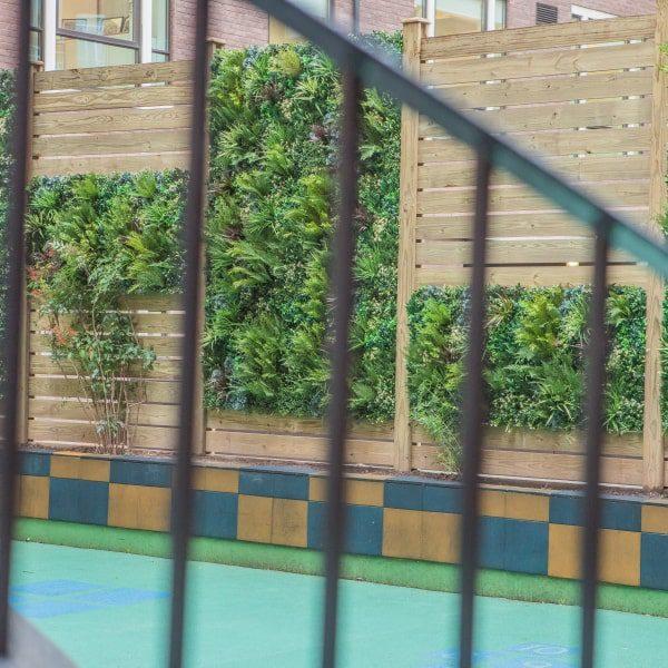 Privacy Screen for Schools