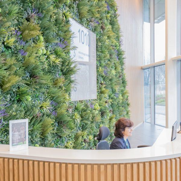 Green Wall Business Park