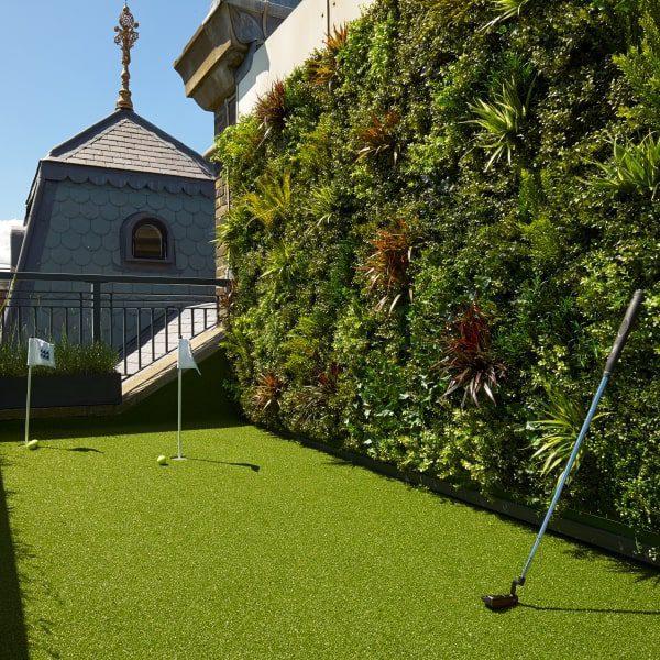 Green Wall Vertical Garden Cladding