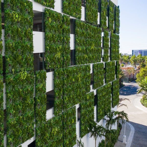 Green Wall Tapestries