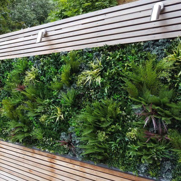 Garden Green Walls