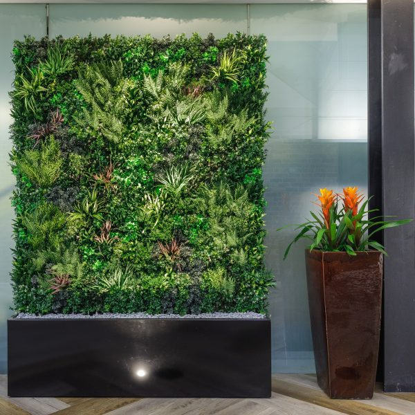 Mobile Green Wall Solution