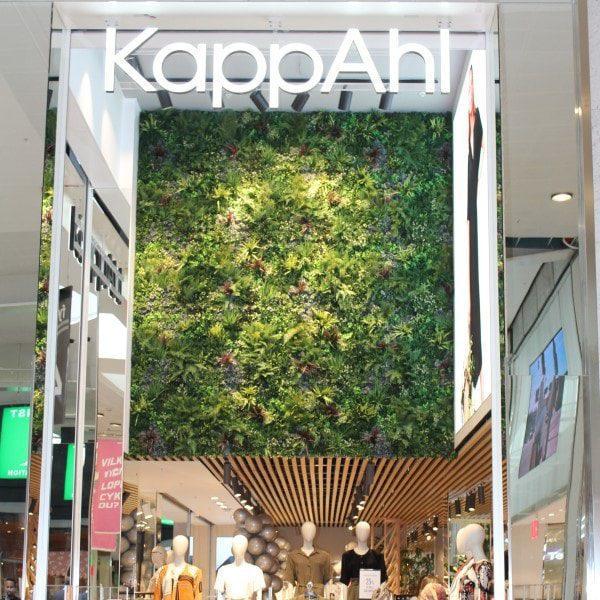 Green Wall Design Ideas