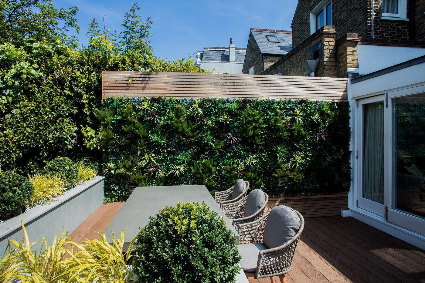 Artificial Green Walls Residential